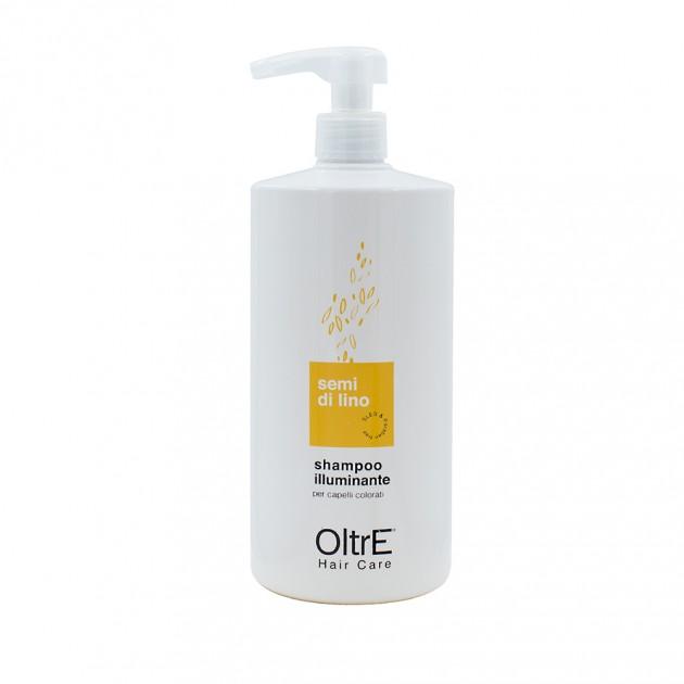 Shampoo Illuminante Semi di Lino 1000ml